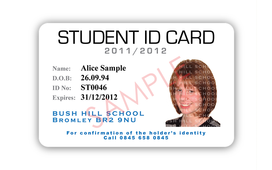 ID Card Samples: Photo 8