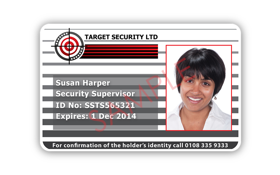 ID Card Samples: Photo 6