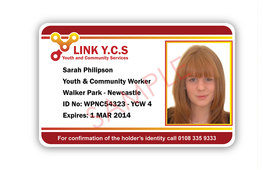 ID Card Samples: Photo 2