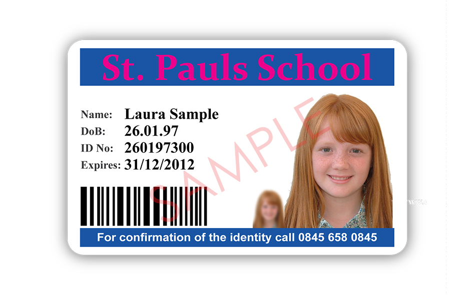 ID Card Samples: Photo 16