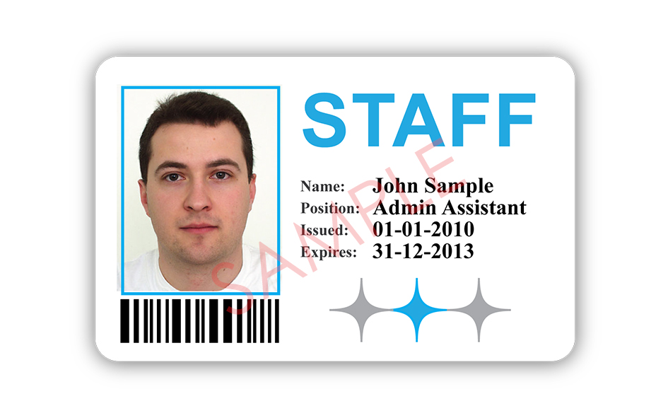 ID Card Samples: Photo 3