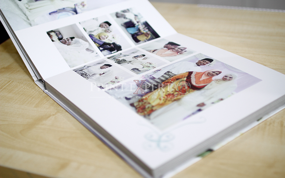 Photo Book Samples: Photo 1