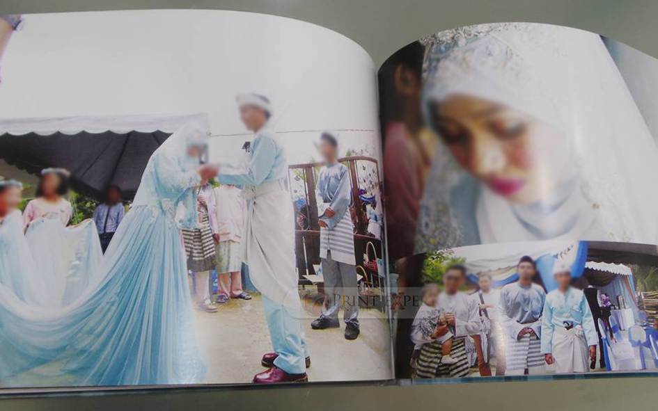 Photo Book Samples: Photo 13