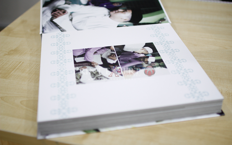 Photo Book Samples: Photo 2