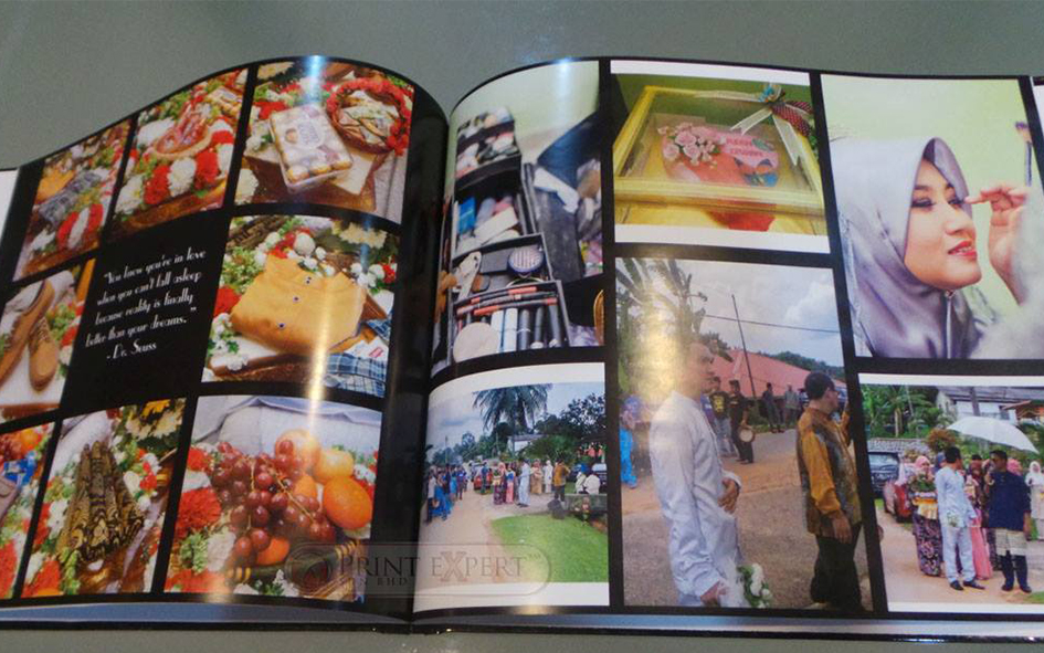 Photo Book Samples: Photo 15