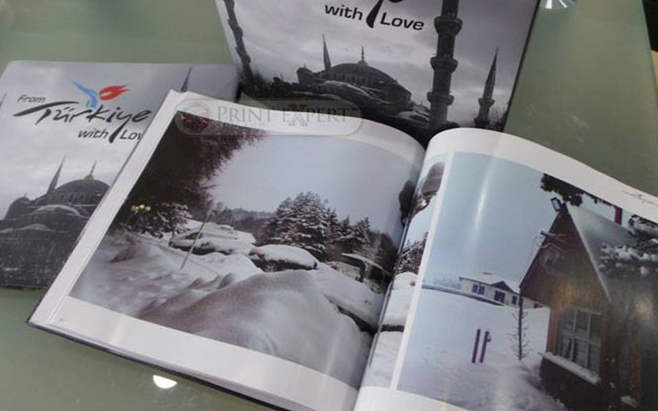 Photo Book Samples: Photo 3